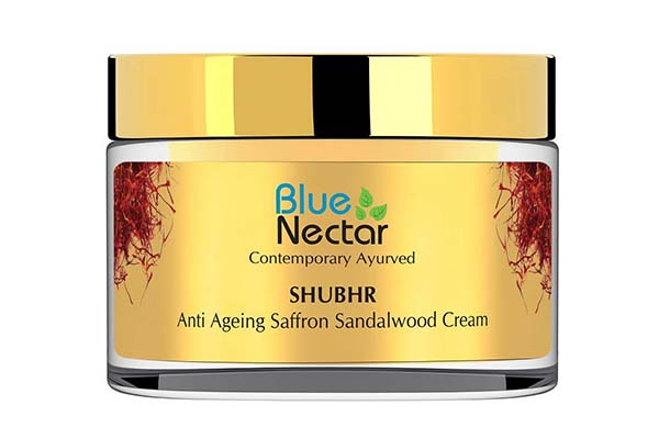 Blue Nectar Anti Ageing Day and Night Brightening Face Cream