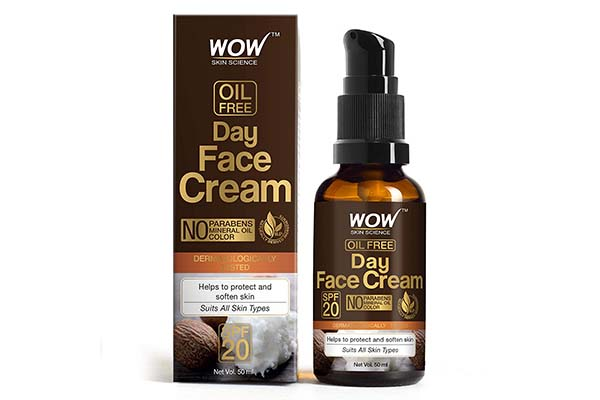 WOW Skin Science Day Face Cream