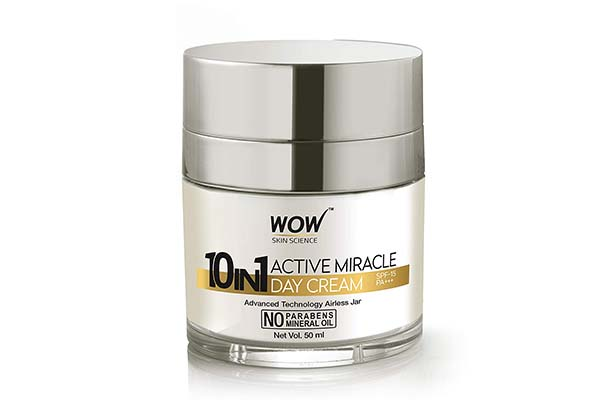 WOW 10 in 1 Active Miracle No Parabens