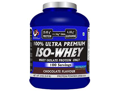 Advance MuscleMass Whey Isolate