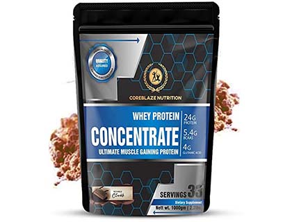 Coreblaze Nutrition Best Effective Whey Protein