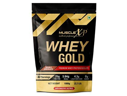 MuscleXP Whey Gold Protein