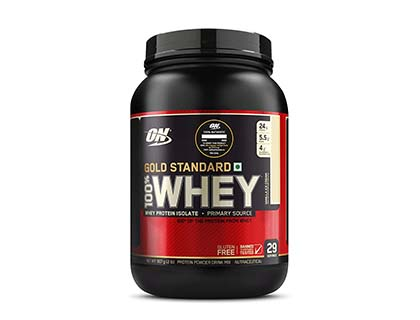 Optimum Nutrition (ON) Gold Standard 100%