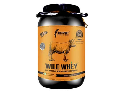 DREXSPORT - Wild Whey - Organic, Grass-fed Whey